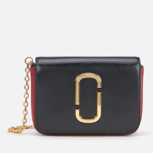 Marc Jacobs Women's Hip Shot Bag - Black/Red