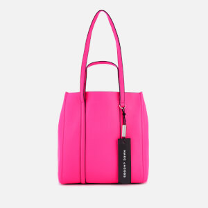 Marc Jacobs Women's The Tag Tote 27 Bag - Bright Pink