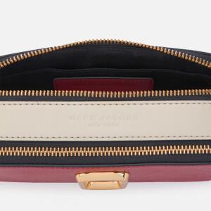 Marc Jacobs Women's Snapshot Cross Body Bag - Red Multi: Image 5