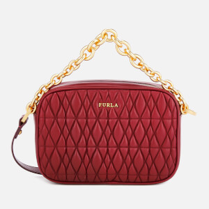 Furla Women's Furla Cometa Mini Cross Body Bag - Red