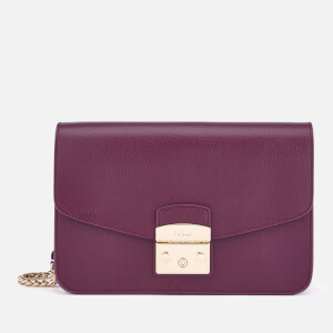 Furla Women's Metropolis Small Shoulder Bag - Purple
