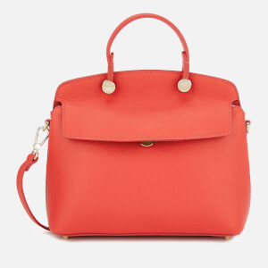 Furla Women's My Piper Small Top Handle Bag - Orange