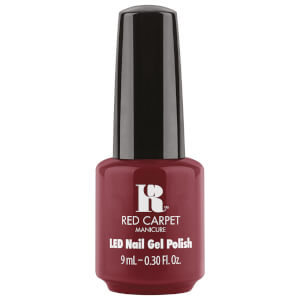 Red Carpet Manicure Gowning Achievement LED Gel Polish 9ml