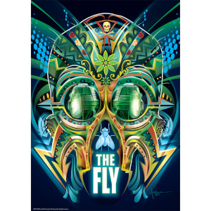The Fly - Limited Edition Art Print