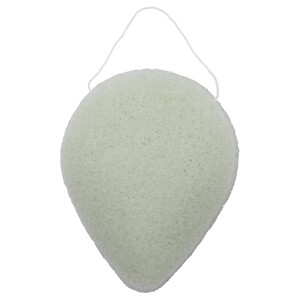 brushworks Konjac Sponge - Green Clay