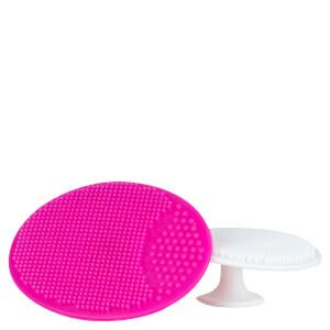 brushworks dischetti detergenti viso in silicone