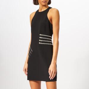 Alexander Wang Women's Sleeveless Mini Dress - Black