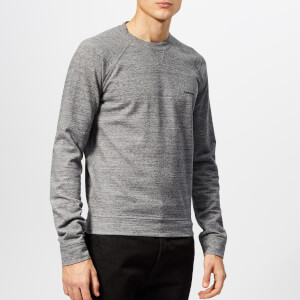 Dsquared2 Men's Small Logo Sweatshirt - Grey Melange