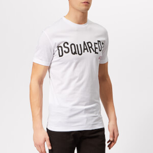 Dsquared2 Men's Cool Fit Punk Logo T-Shirt - White
