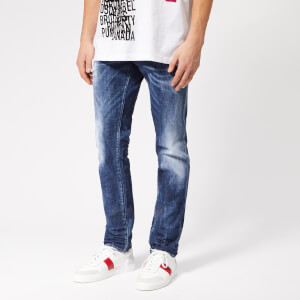 Dsquared2 Men's Slim Jeans - Army Fade Wash