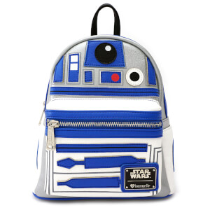 Mini Sac à Dos Loungefly Star Wars R2D2