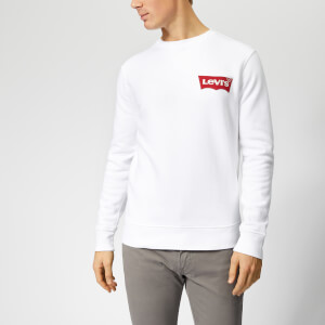 Levi's Men's Modern Sweatshirt - White