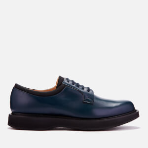 Church's Men's Brandon Leather Derby Shoes - Baltic Blue