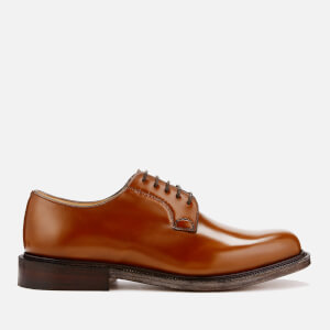 Church's Men's Shannon Polished Leather Derby Shoes - Sandalwood