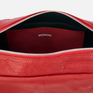 Núnoo Women's Alimakka Ruffle Bag - Red: Image 5