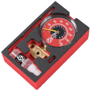 Silca Super Pista Ultimate Replacement Gauge Kit LP 160 PSI