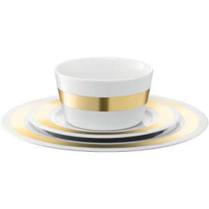 LSA Space Place Setting Set - Gold