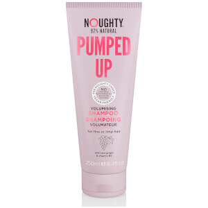 Noughty Pumped Up Shampoo 250ml