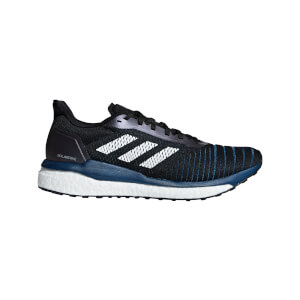 adidas Men's Solar Drive Running Shoes - Black