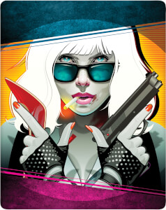 Atomic Blonde - 4K Ultra HD - Zavvi Exklusives Limited Edition Steelbook