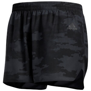 adidas Men's Response Split Shorts - Carbon