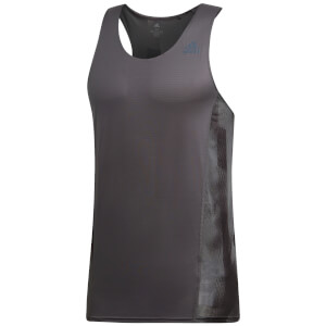 adidas Men's Sub 2 Tank Top - Grey