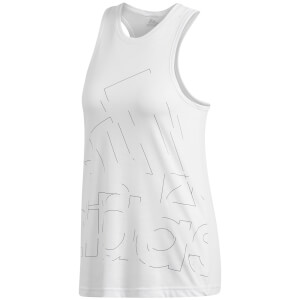 adidas Women's BOS Tank Top - White