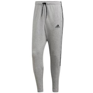 adidas Men's 3 Stripe Joggers - Grey Heather