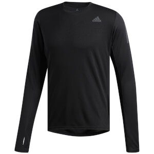 adidas Men's Own the Run Top - Black