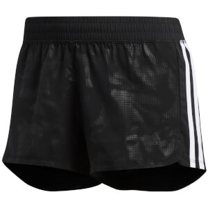 adidas Women's 3S Shorts - Black/White