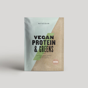Vegan Protein & Greens (Δείγμα)