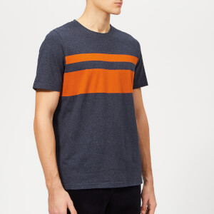 Oliver Spencer Men's Conduit T-Shirt - Barley Navy