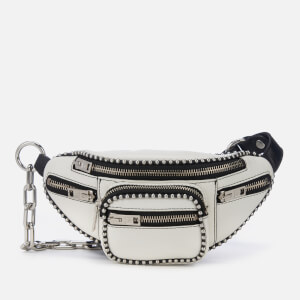 Alexander Wang Women's Attica Soft Mini Cross Body Bag - White