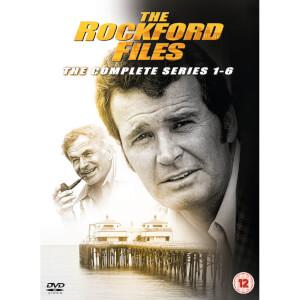 Rockford Files: Season 1-6: Complete