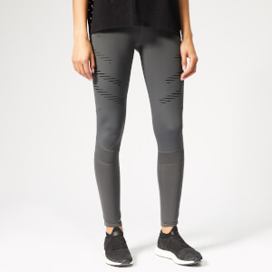 adidas Women's How We Do Tights - Grey Six
