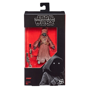Star Wars The Black Series 6-Inch-Scale Figure - Jawa