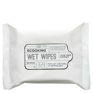 Ecooking Wet Wipes (pakke med 30)