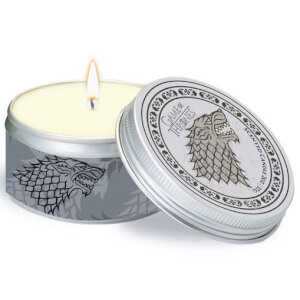 Game of Thrones (Large) Scented Tin Candle - Stark