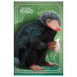 Fantastic Beasts and Where to Find Them Niffler Maxi Poster (61 x 91.5cm)