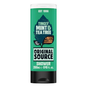 TINGLY MINT & TEA TREE DUSCHGEL