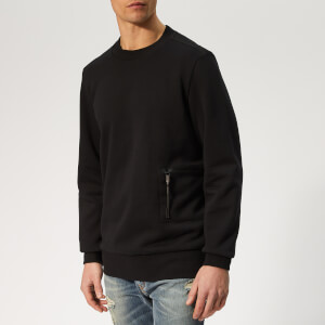 Diesel Men's Crome Sweatshirt - Black