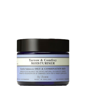 Yarrow & Comfrey Moisturiser 50g