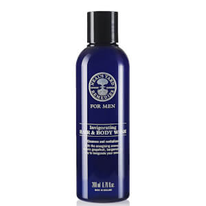 Invigorating Hair & Body Wash 200ml