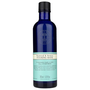 Neal's Yard Remedies Seaweed and Arnica Foaming Bath płyn do kąpieli 200 ml