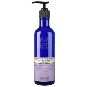 Neal's Yard Remedies Garden Mint and Bergamot Hand Wash mydło w płynie 200 ml