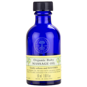 Neal's Yard Remedies Organic Baby Massage Oil 50ml