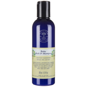 Neal's Yard Remedies Organic Baby Bath and Shampoo 200ml