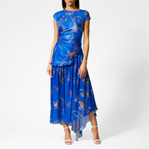 Preen By Thornton Bregazzi Women's Andrea Dress - Blue Garland