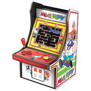 DreamGear Retro Arcade 6 Inch Mappy Micro Player