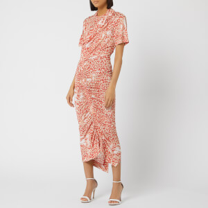 Preen By Thornton Bregazzi Women's Mindy Stretch Dress - Red Peony
